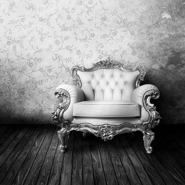 Grungy Sofa