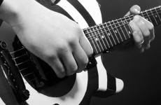 Our brand new Guitar